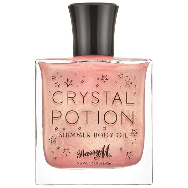 Barry M Cosmetics Crystal Potion 亮泽身体护理精油