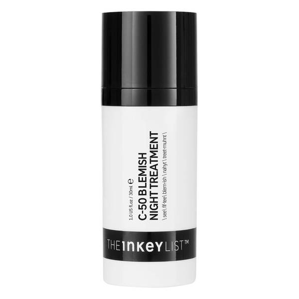 The Inkey List C-50 Night Treatment