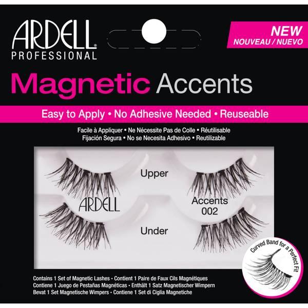 Ardell 002 磁性免胶假睫毛