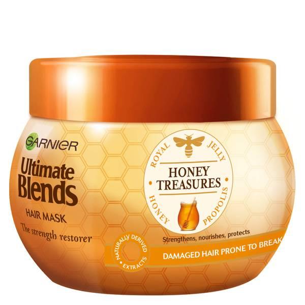 Garnier 蜂蜜强韧护发膜 300ml