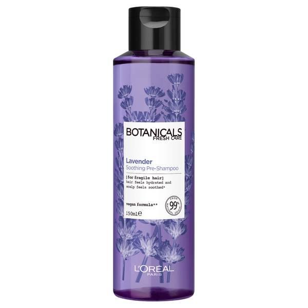 巴黎欧莱雅植物薰衣草洗前护发精油 150ml | 适合细软发质