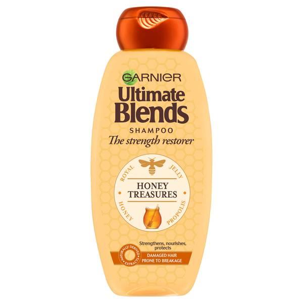 Garnier 蜂蜜强韧洗发水 360ml