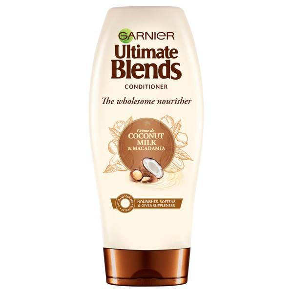 Garnier Ultimate 多元养护椰奶免洗护发素 360ml