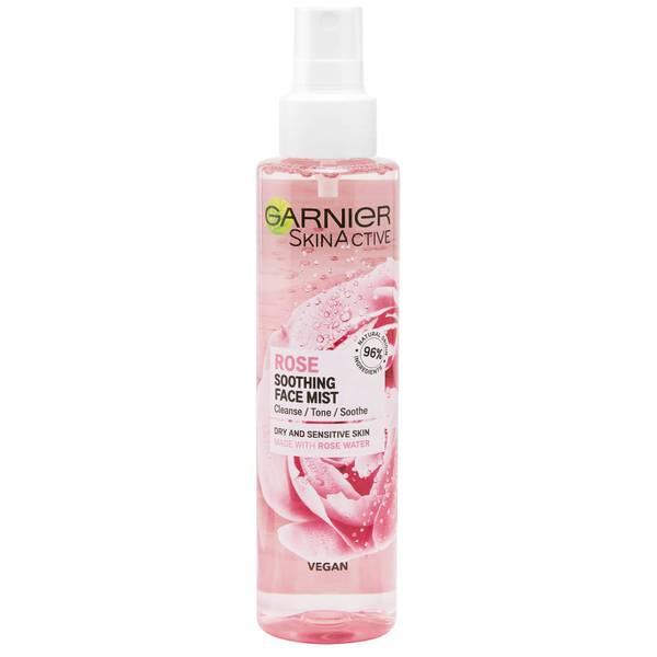 卡尼尔天然纯植物性玫瑰舒缓保湿亮肤喷雾150ml