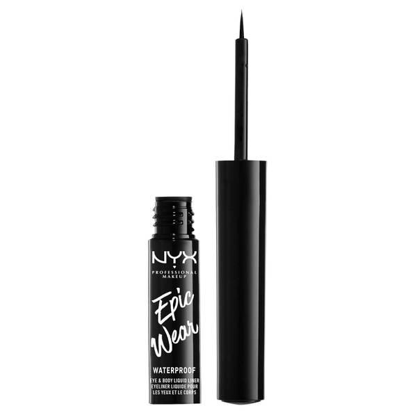 NYX 经典持妆半永久液体眼线笔 | 多色可选