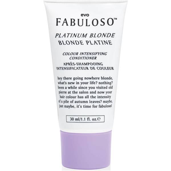 evo Fabuloso Platinum Blonde 30ml