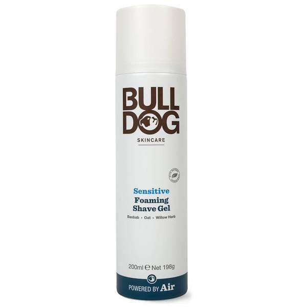 Bulldog Sensitive Foaming Shave Gel 200ml