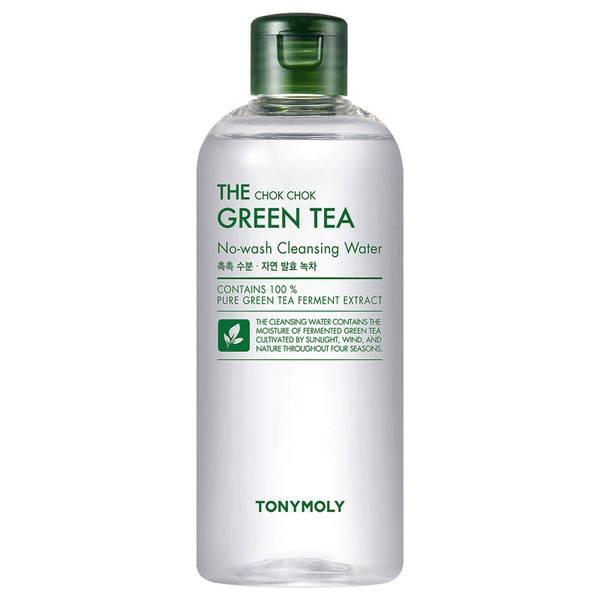 TONYMOLY The Chok Chok Green Tea No-Wash Cleansing Water 300ml