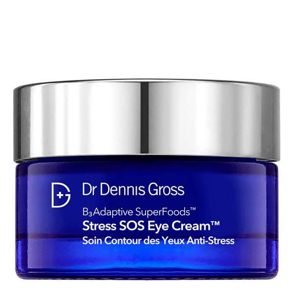 Dr Dennis Gross Skincare 维生素 B3/适应原/超级食物压力释放眼霜 15ml