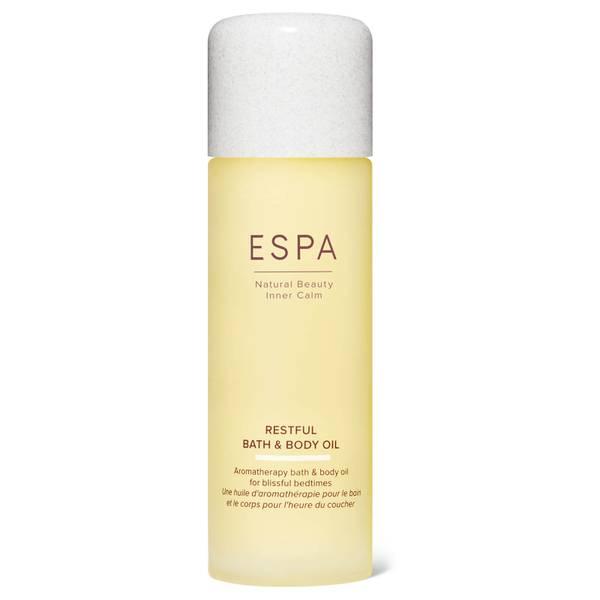 ESPA Restful Bath and Body Oil 100ml