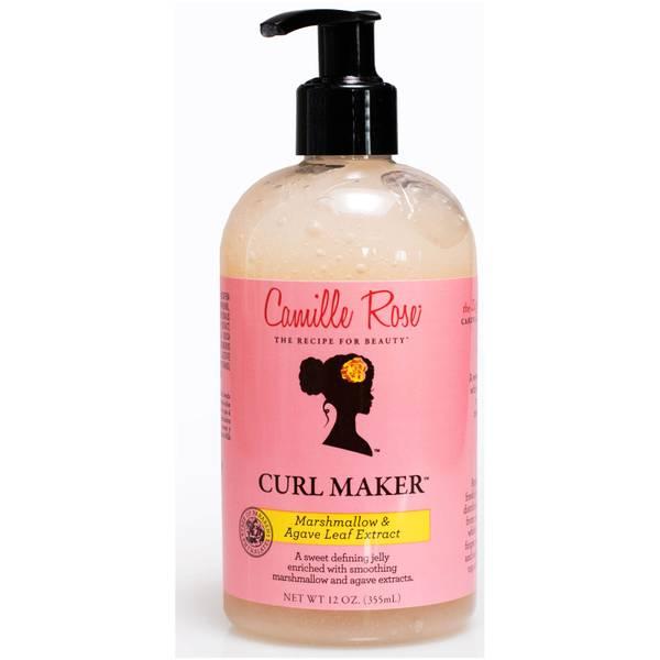 Camille Rose Naturals 卷发造型啫喱 355ml