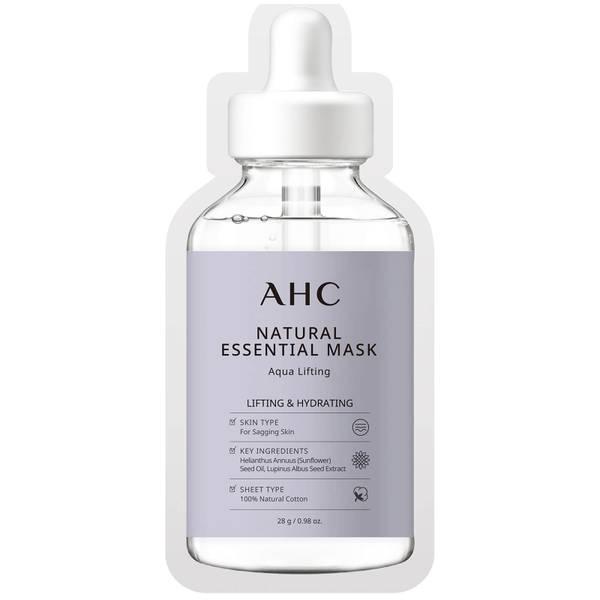 AHC 天然精华面膜 | 补水提拉 | 适合倦怠肌肤