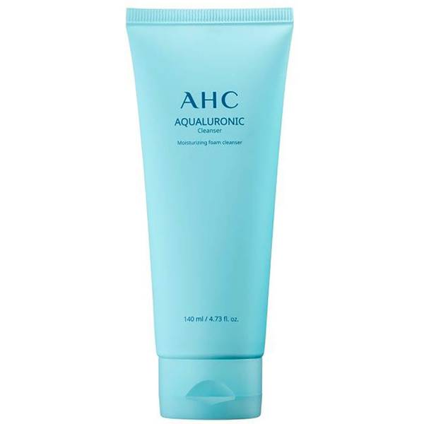 AHC 透明质酸补水洗面奶 140ml   适合缺水肌肤