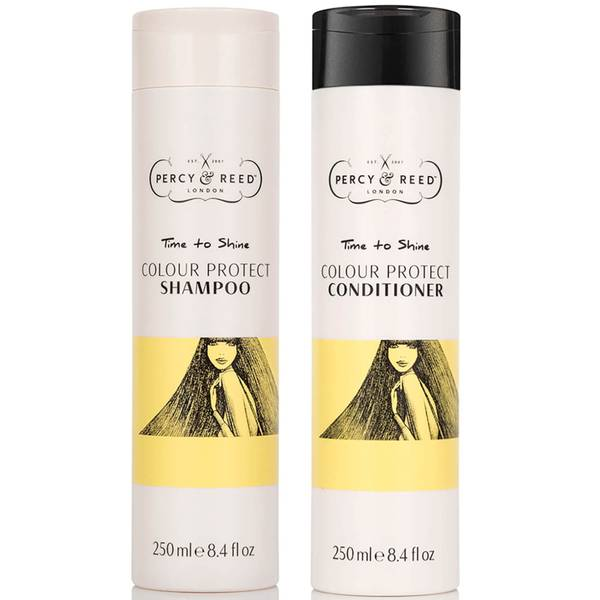 Percy & Reed 闪耀时刻护发洗发水和护发素