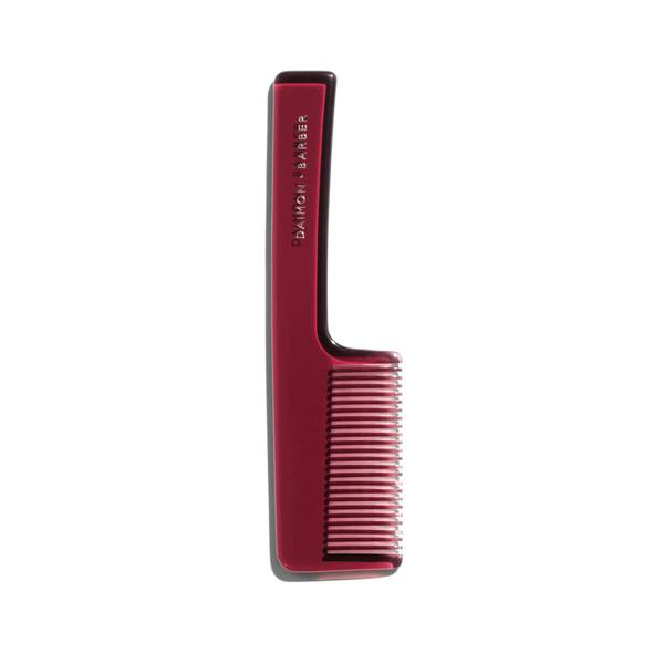 Daimon Barber Beard Comb in Gift Box