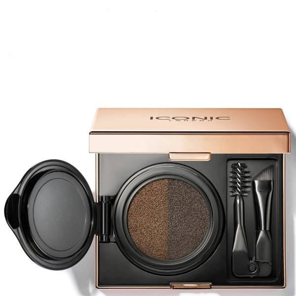 ICONIC London Sculpt and Boost Eyebrow Cushion 6ml (Various Shades)
