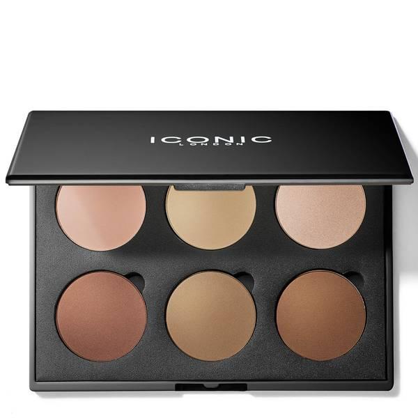 ICONIC London Multi-Use Powder Contour Palette