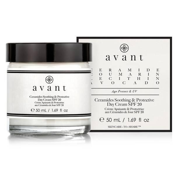Avant Skincare 神经酰胺舒缓及防护日霜 SPF20 50ml