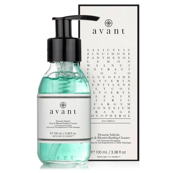 Avant Skincare 水杨酸净痘及淡斑洁面乳 100ml