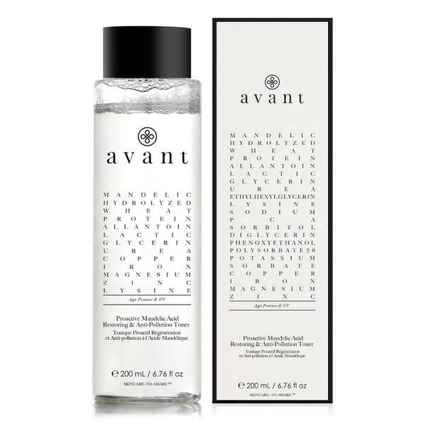 Avant Skincare 杏仁酸修护及抗污染爽肤水 200ml