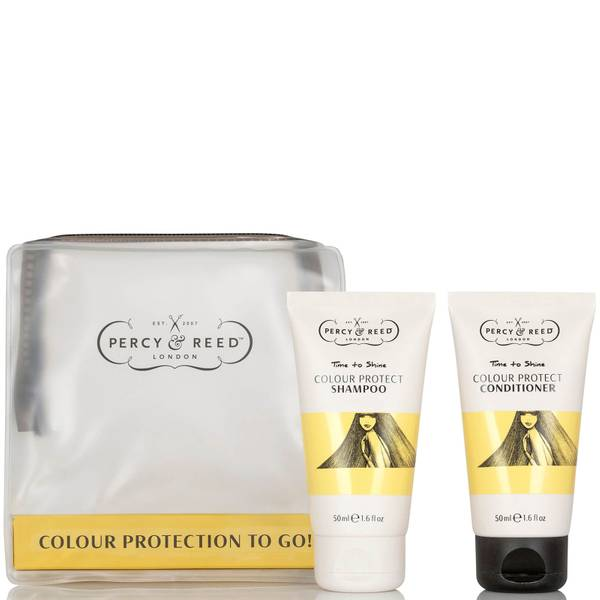 Percy & Reed Colour Protection to go! Kit