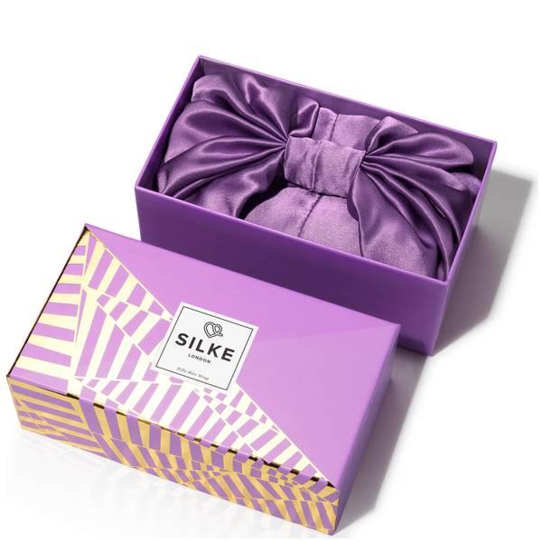 SILKE Hair Wrap - The Lila