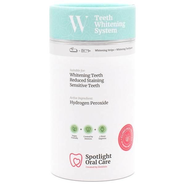 Spotlight Oral Care 牙齿美白套装