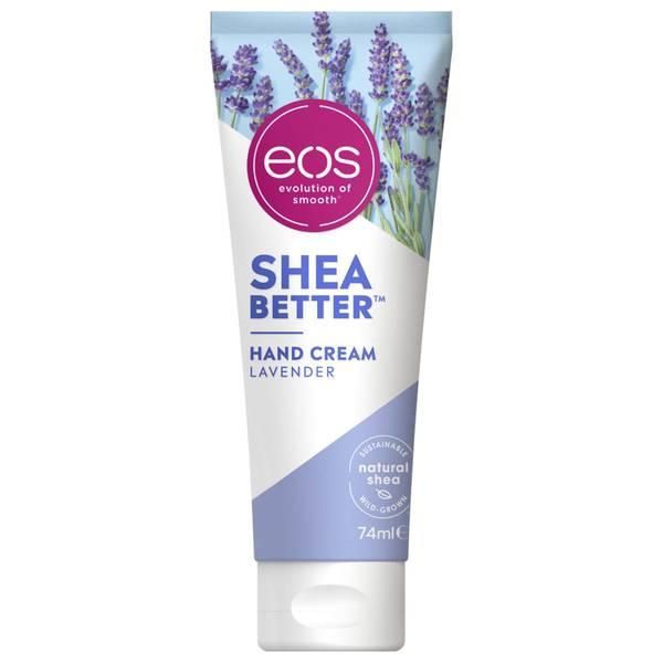 EOS Shea Butter Lavender Hand Cream 74ml