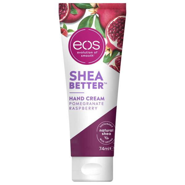 EOS Shea Better Pomegranate Raspberry Hand Cream 74ml