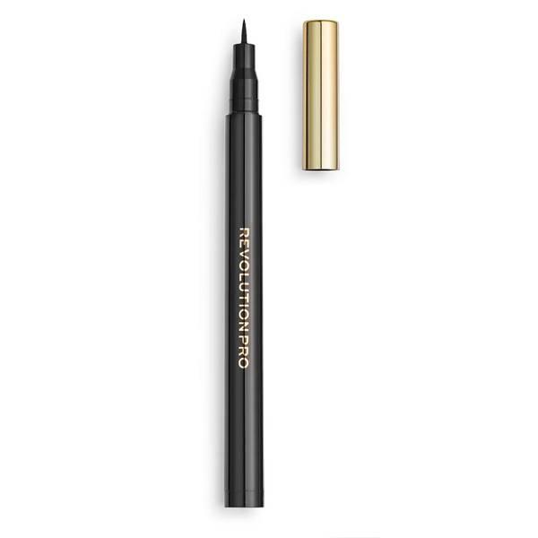 Revolution Pro Precision Artist Eyeliner - Black 1ml