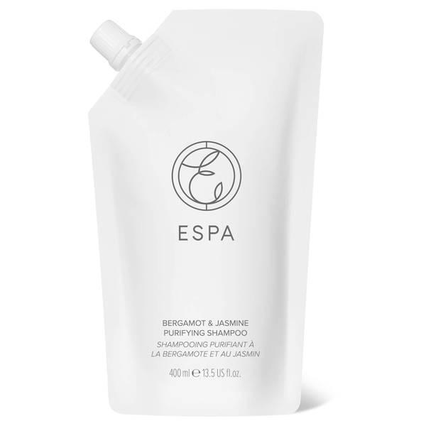 ESPA Essentials Jasmine and Bergamot Shampoo 400ml