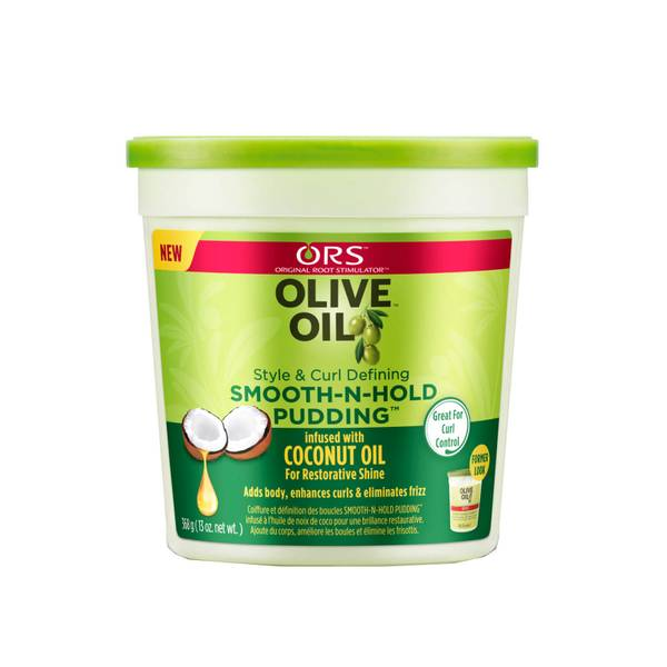 ORS Olive Oil Smooth-n-Hold Pudding 468g