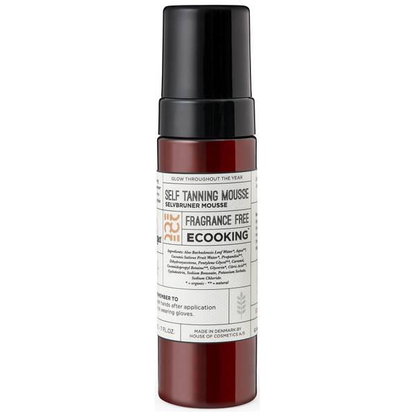 Ecooking Self Tanning Mousse 200ml
