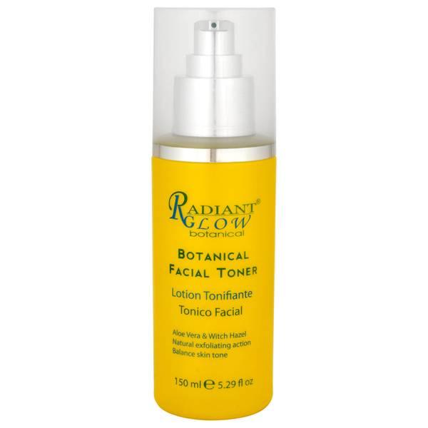 Radiant Glow Botanical Facial Toner 150ml