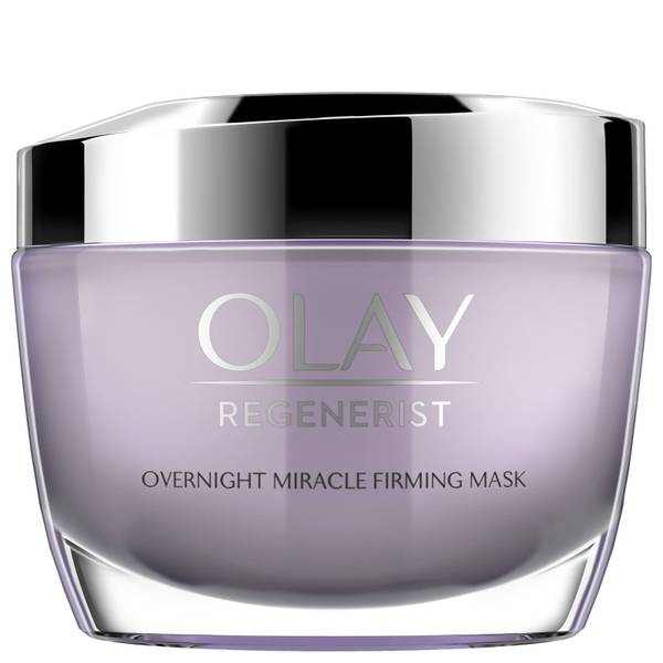 Olay Regenerist Overnight Miracle Firming Mask with Niacinamide and Peptides 50ml