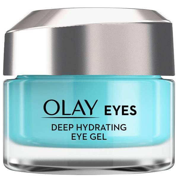 Olay Eyes Deep Hydrating Hyaluronic Acid Eye Gel for Tired and Dry Eyes 15ml