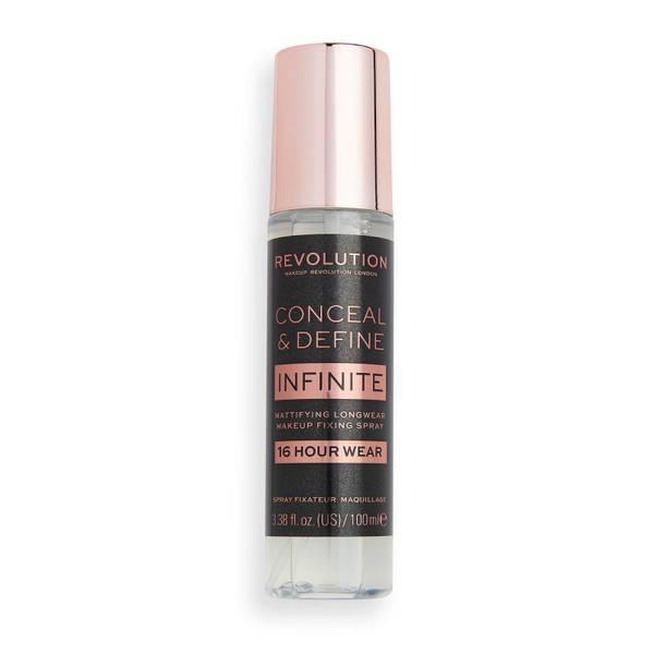 Revolution Conceal & Define Infinite Setting Spray