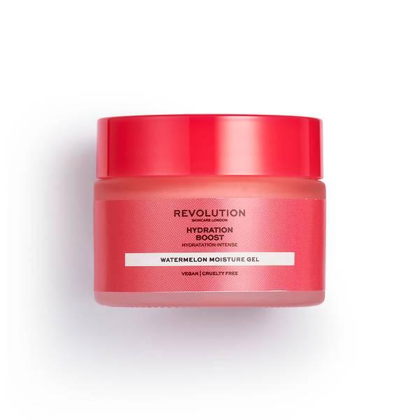 Revolution Skincare Hydration Boost Moisture Gel with Watermelon 50ml