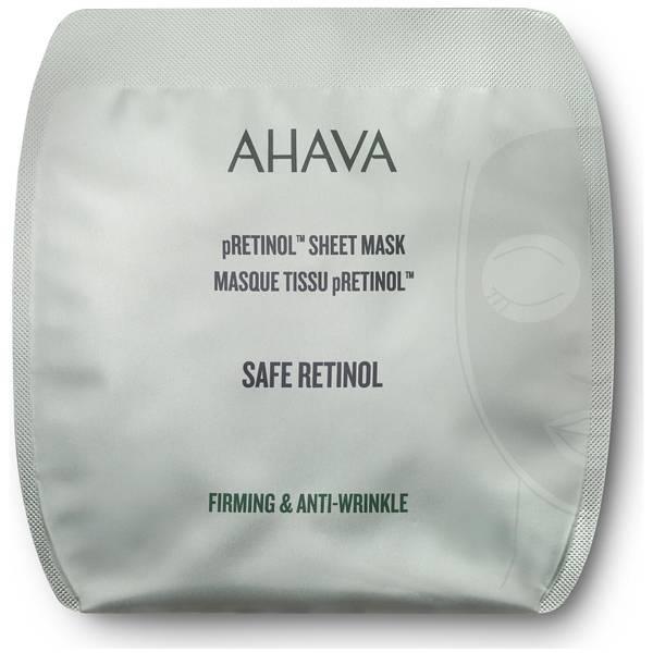 AHAVA Safe pRetinol Sheet Mask