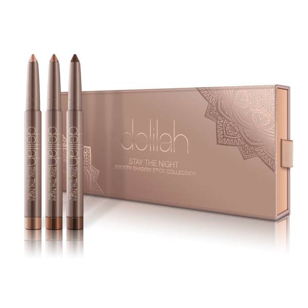 delilah Stay The Night Smooth Shadow Stick Collection