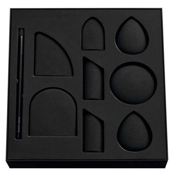 Serge Lutens The All-In-One Sponges Box (Pack of 13)
