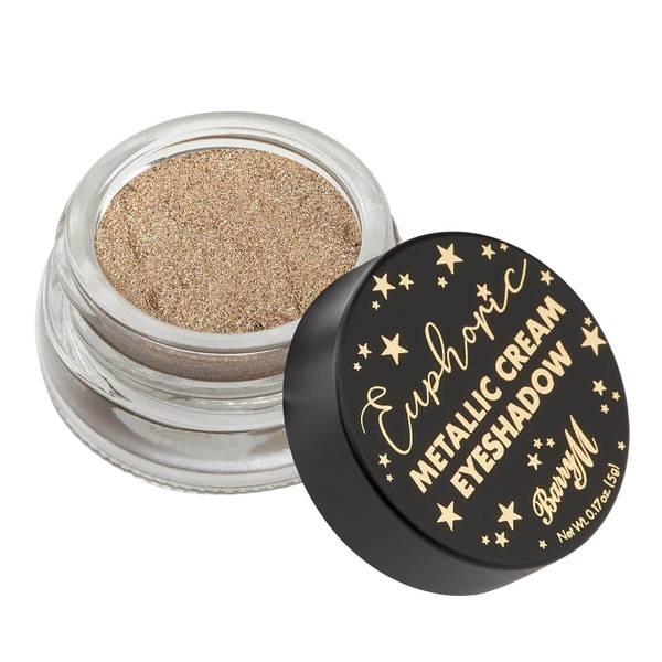 Barry M Cosmetics Euphoric Metallic Eyeshadow 5g (Various Shades)
