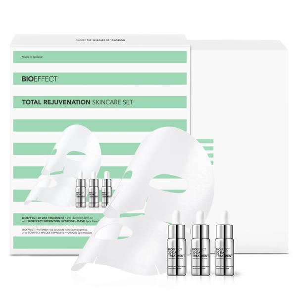 BIOEFFECT Total Rejuvenation Skin Care Set