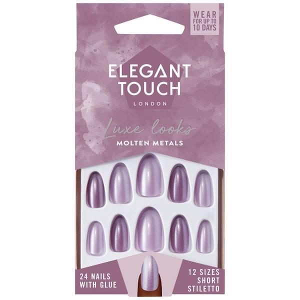Elegant Touch Luxe Looks - Molten Metal