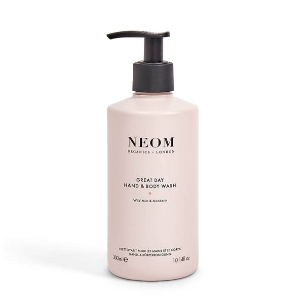 NEOM Great Day Hand and Body Wash 300ml