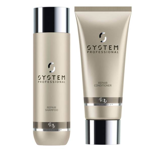 System Professional Repair Shampoo and Conditioner