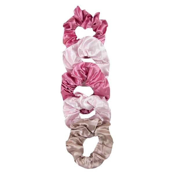The Vintage Cosmetic Company 5 Piece Hair Scrunchies