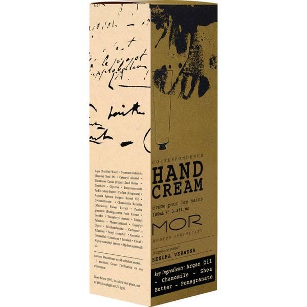 MOR Hand Cream Sencha Verbena 100ml