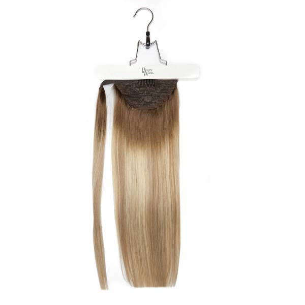 Beauty Works Invisi Pony 18 Inch Scandinavian Blonde