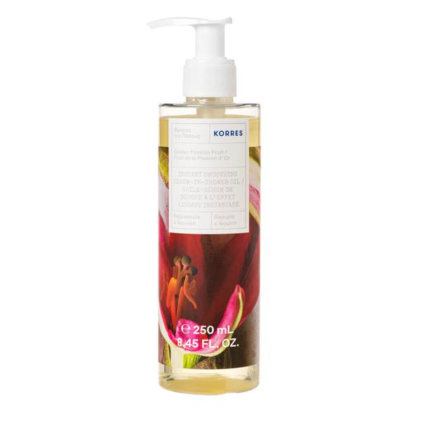 Korres Guava Mango Instant Smoothing Serum-In-Shower Oil 250ml